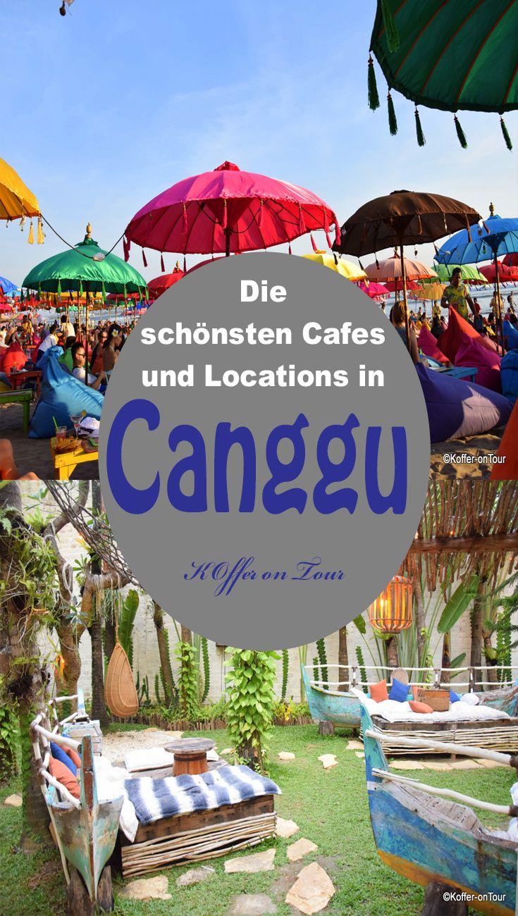 Die schönsten Cafes und Locations in Canggu. Schau mal rein um nichts zu verpas…