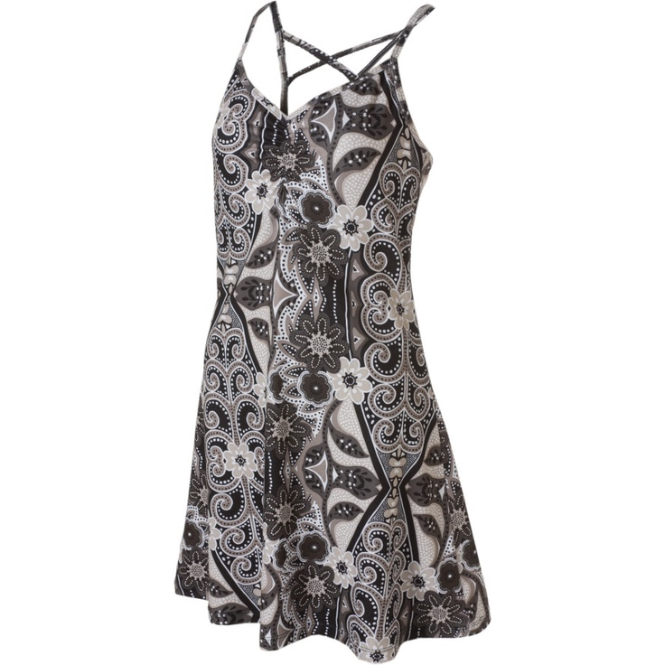 prAna 'Sonja' Short Dress     Great to wear as a tunic with some leggings or 'Daisy Duke' shorts underneath.