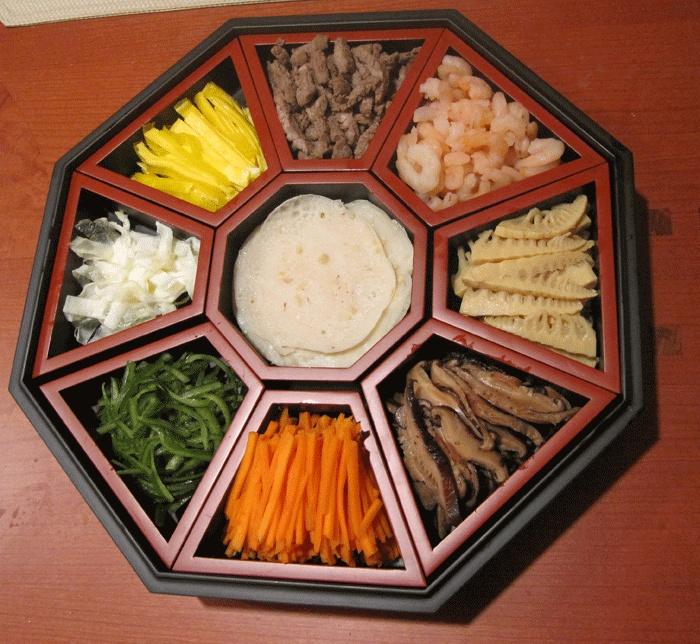 Chuseok, Korean New Year's Food!
