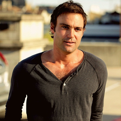 Matthew Le Nevez aka Dr Handsome to me