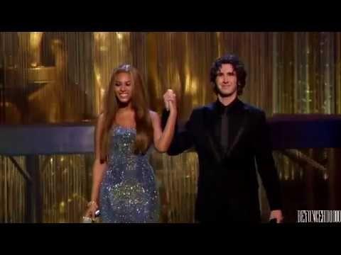  HD  Josh Groban & Beyonce - Believe [Live] (Polar Xpress)