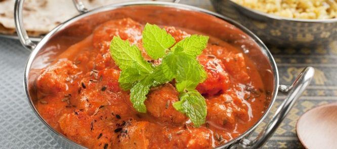 Een heerlijk Indiaas gerech, lekker met raita ,naanbrood of papadums