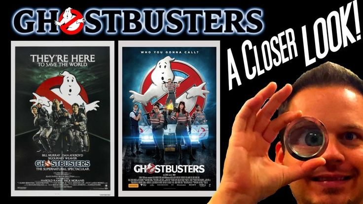 Ghostbusters Movie Review:  Old (1984) vs New (2016), which is better?