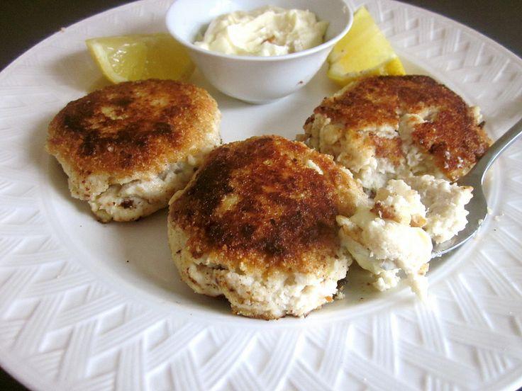 Tilapia Croquettes with Lemon Aioli - Studio Cuisine Blog