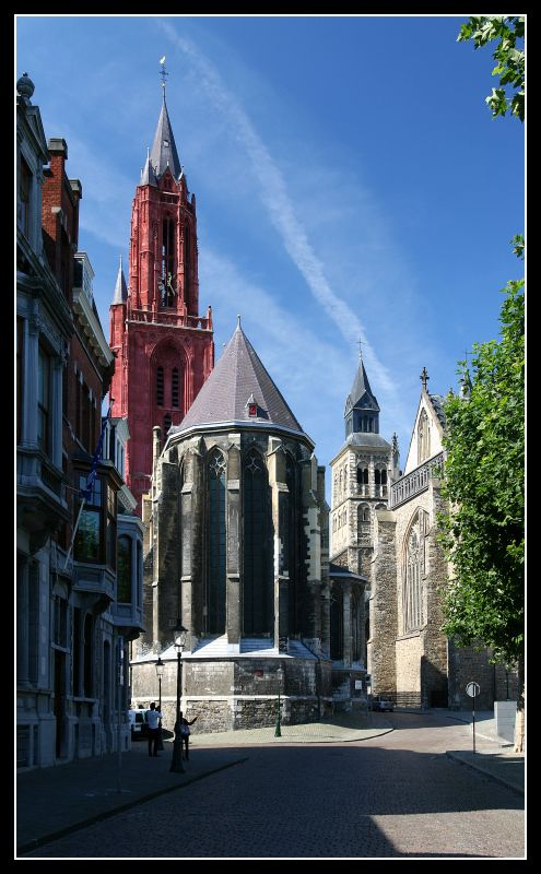 Maastricht, Limburg, Netherlands Copyright: Sebastian Stauch I miss this city daily.