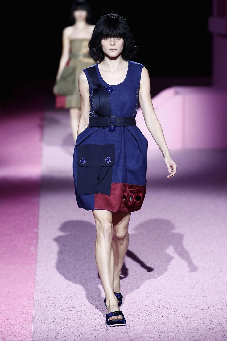 New york fashion week 2015 Marc Jacobs - www.sewingavenue.com