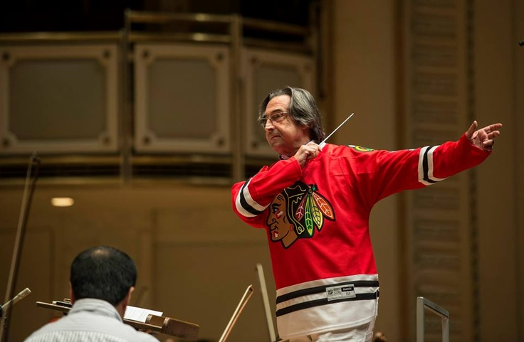 CSO Salutes the Blackhawks in 2013 with Chelsea Dagger Goal Song
