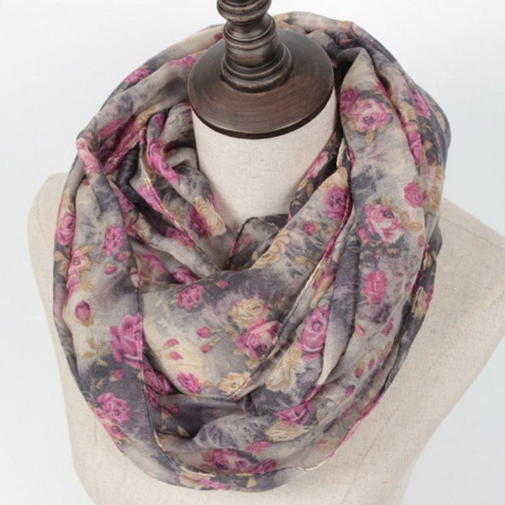 Cheap scarf distributors, Buy Quality scarf jewellery directly from China  scarves stoles shawls Suppliers: Guttavalli Hot SellinWarm Women Flower Loop  Scarf ...
