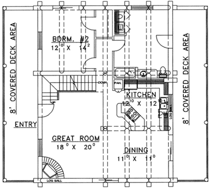 17 best images about in law suite on pinterest 2nd floor for Cabin addition floor plans