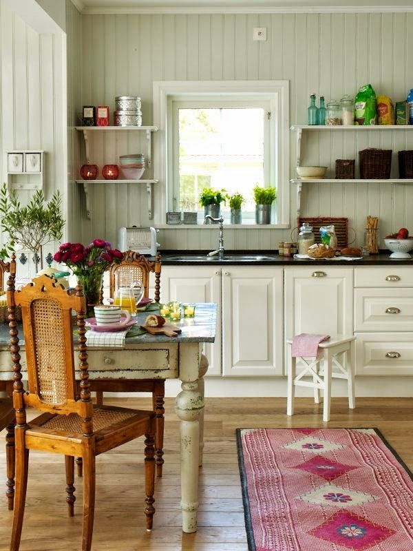 584 best Bohemian Kitchens images on Pinterest