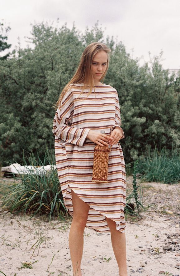 ACUTE MAGAZINE X ZULU & ZEPHYR http://zuluandzephyr.com/products/terra-firma-dress