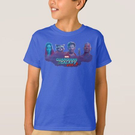 Guardians of the Galaxy Vol. 2   Crew Painting T-Shirt - click to get yours right now!