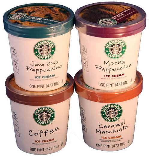 Starbucks Ice Cream Only $2 Each At Walgreens!