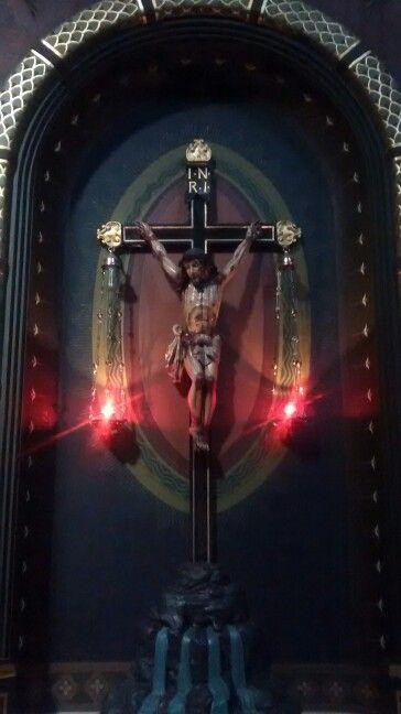 Crucifixo do Mosteiro de São Bento/ Séc. XVII - São Paulo BR 07/2017