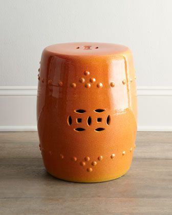 Orange Garden Seat Made in the city of Jingdezhen China the porcelain capital of & 70 best Garden stool images on Pinterest | Ceramic garden stools ... islam-shia.org