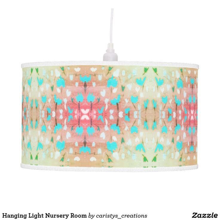Hanging Light Nursery Room Pendant Lamp