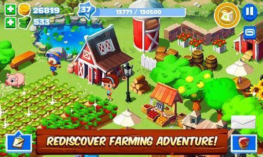 Green Farm 3 3.0.5 APK - http://apk.blueicegame.com/green-farm-3-3-0-5-apk/