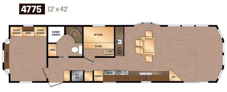 Canadian Series Park Models | RV Sales | 12 Floorplans
