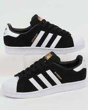 Adidas Superstar Suede Core Black
