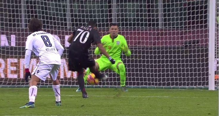 Milan-Cagliari 1-0, Bacca fa sognare Montella - http://www.contra-ataque.it/2017/01/08/milan-cagliari-1-0-pagelle.html