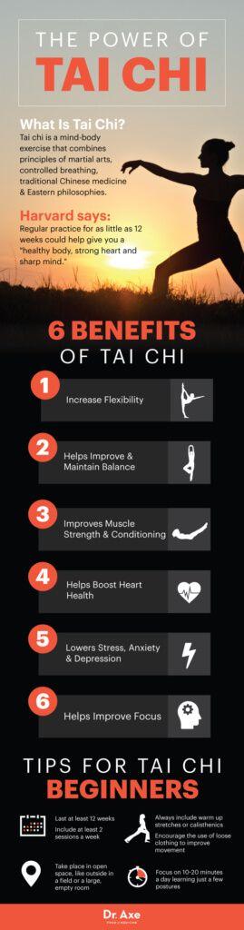 tai chi moves - dr. axe