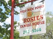Breakfast Tacos at Rosie's Tamale House in Bee Cave, Texas
