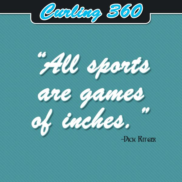 Curling Sports Motivational Quotes Curls Sports