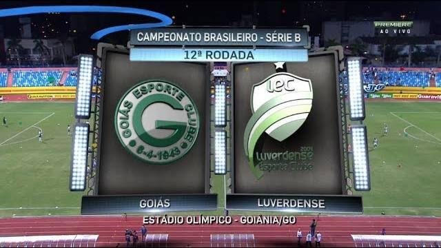 🔴 Soccer7i está ao vivo: Goiás x Luverdense - AO VIVO - Campeonato Brasileirão Série B 2017