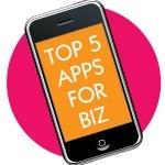Top 5 Mobile Apps For Social Media Management  #boutiquebydesign  boutiquebydesign.com