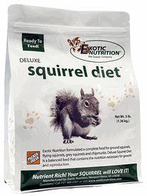 Deluxe Squirrel Diet 3 lb.