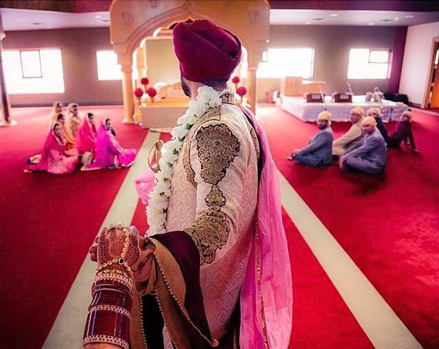 Love this! Photography: @iconicpictures1 #indian_wedding_inspiration