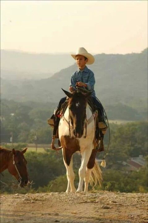 243 mejores imgenes de Cowboys child en Pinterest  Vaqueras