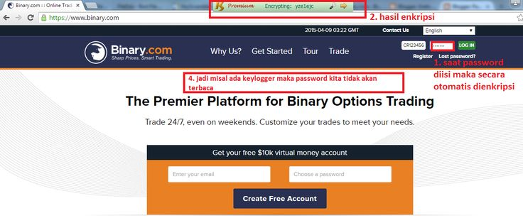 Panduan Sukses Trading Binary.com/Betonmarkets: Pasang Anti Keylogger untuk melindungi Akun Binary...