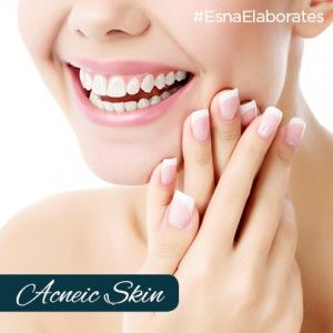 Acneic skin is the highest maintenance of all skin types. It will keep you under its control as long as you let it. It is time to take the control back into your own hands and win the battle against acne prone skin.
