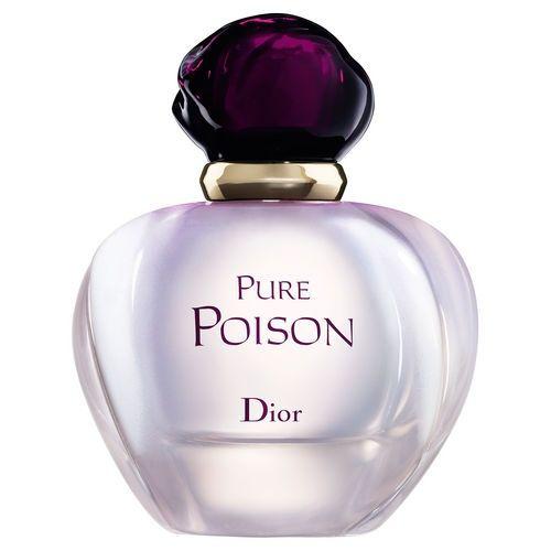 PURE POISON par Dior - 2004 -  Floral - Jasmin Note de Tête : Jasmin, Bergamote de Calabre, Orange Douce  Note de Coeur : Fleur d'oranger, Gardenia  Note de Fond : Santal, Ambre Blanc