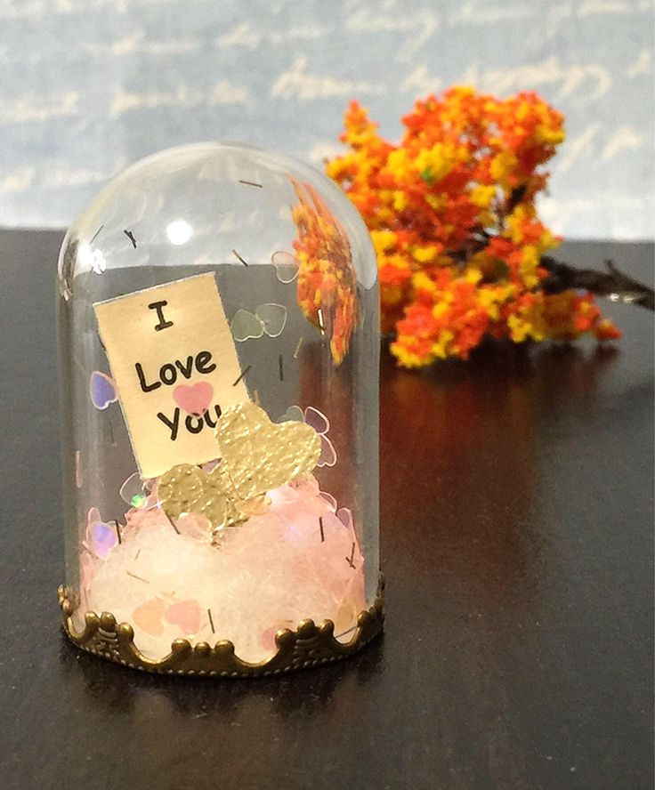 A personal favorite from my Etsy shop https://www.etsy.com/ca/listing/544744990/i-love-you-tiny-message-in-bottle-hearts