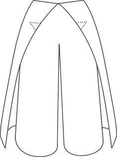 patron pantalon thaï (ou portefeuille)
