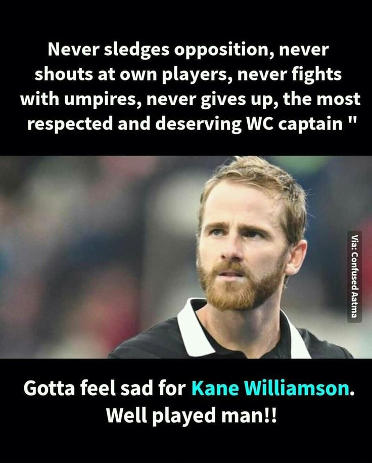 Pin by Samriddhi on Kane Williamson Player quotes