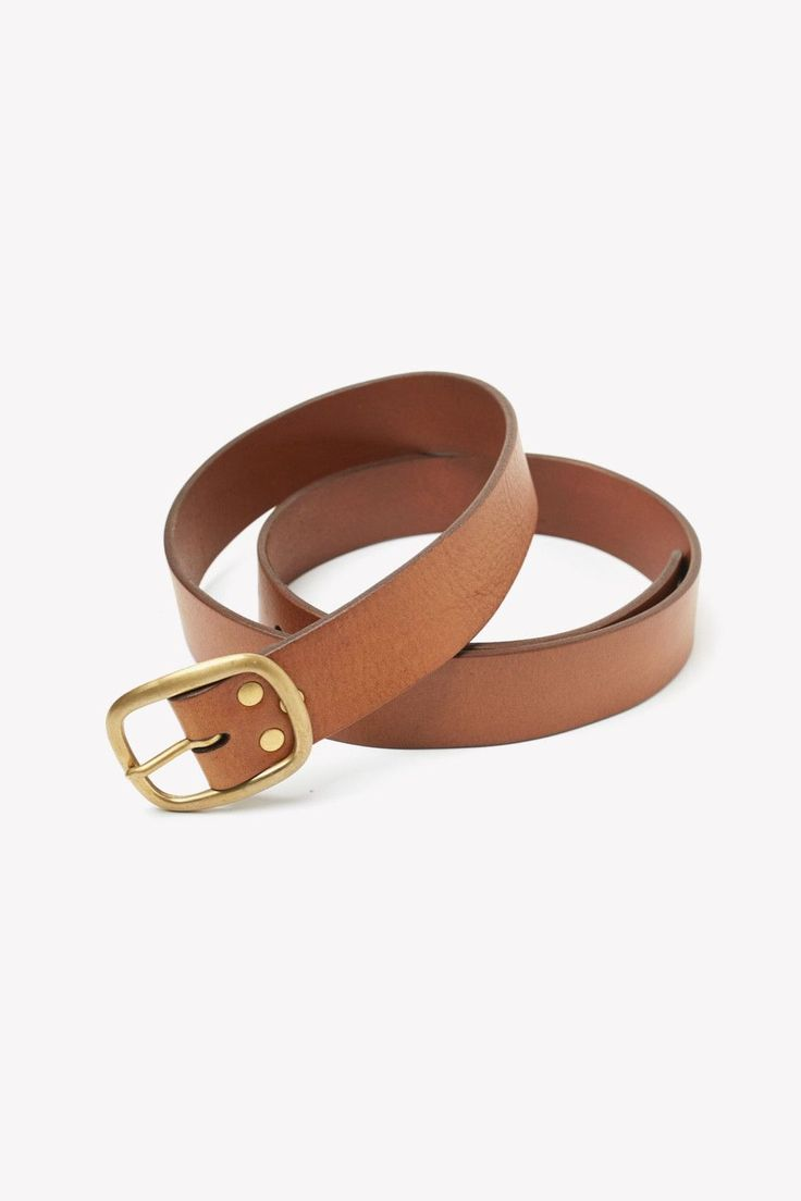 Metropolitan Belt (Tobacco Brown) – Belts – Amour Vert
