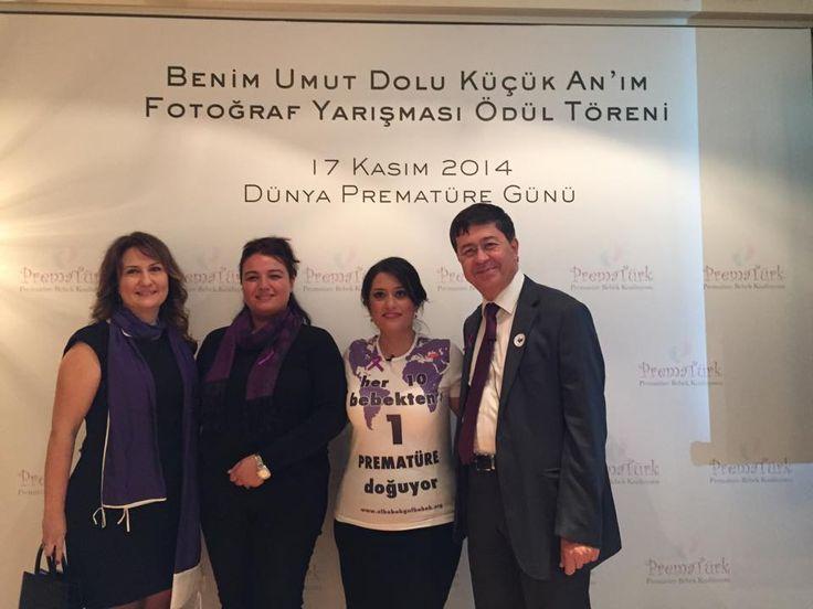 Prematürk Koalisyonu 17 Kasım Dünya Prematüre Günü Davetindeyiz