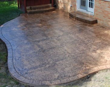 29 best stamped concrete images on pinterest stamped concrete