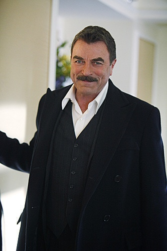 Tom Selleck. The man is aging perfectly