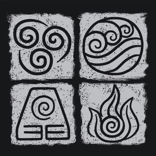 Avatar Elements Airbender