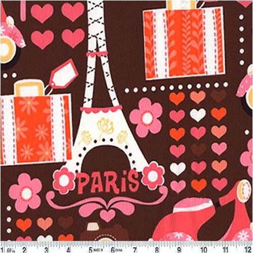 38 best images about easter gifts on pinterest sewing patterns 45 wide paris sightseeing chocolate fabric by the yard timeless treasureshttp negle Image collections