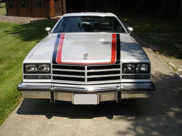 1976 Buick Century Free Spirit Indy 500 Pace Car Replica