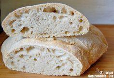 Técnica de estirado y plegado de la masa de pan