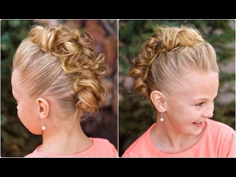 1000 images about cute girls hairstyles videos on