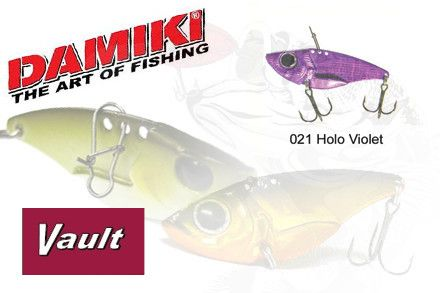 damiki vault 55   fishing lures by damiki   import tackle - import, Fishing Reels