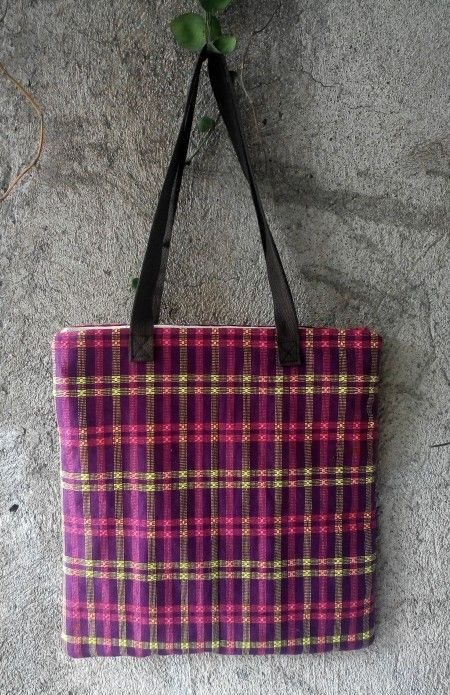 Tote bag from tenun baduy
