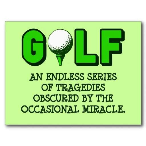 Love golf? You'll love the Honourable Society of Golf Fanatics http://golffanatics.org/blog